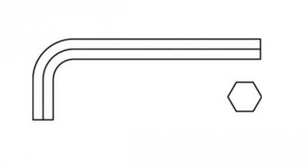 sechskant stiftschlüssel