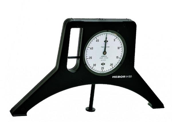 einstell-messgerät hebor h-50